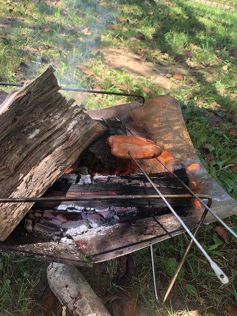 焚火道具、焚火の楽しみ方
