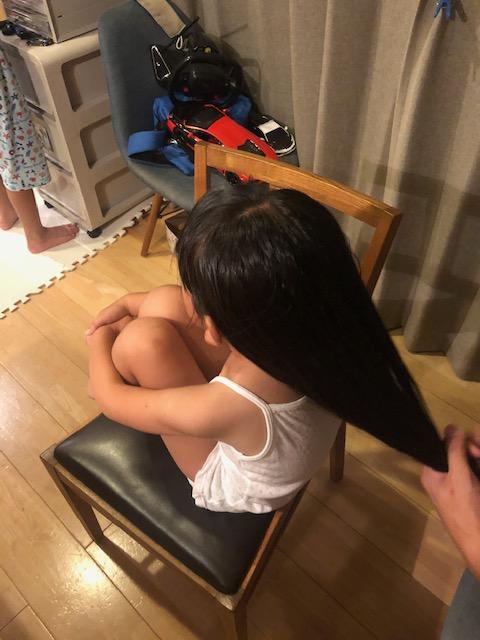 髪を早く乾かす方法